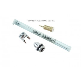 Harder and Steenbeck 0.2mm Nozzle set for CR Plus & Evolution 126834