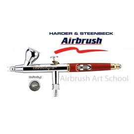 Harder & Steenbeck Infinity CR Plus 0.15 or 0.2mm Airbrush